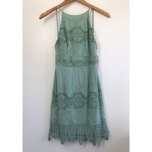 NWT L'atiste by Amy for lulus lace dress
